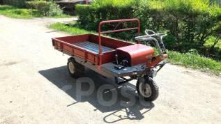 Mitsubishi. Самоходная тележка, телега , 170 куб. см.