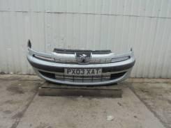 Бампер. Peugeot 807