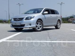 Toyota Corolla Fielder. автомат, 4wd, 1.5 (110 л.с.), бензин, 90 000 тыс. км. Под заказ