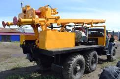 Pride УРБ 2А2. Буровая урб 2А2 в идеальном состоянии Урал 6х6, 11 150 куб. см., 6 000 кг.