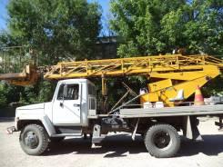 ГАЗ 3307. Автовышка на базе ГАЗ3307 2004г. в., 3 000 куб. см., 17 м.
