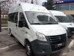 ГАЗ Газель Next. ГАЗ-A65 NEXT, 2 800 куб. см., 18 мест