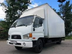 Hyundai HD. 78, 2011 год, г/п 5 тонн, фургон 34 м3, 3 907куб. см., 5 000кг., 4x2