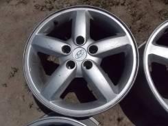"Hyundai. 6.5x17"", 5x114.30, ET41"