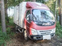 Foton BJ5049. Foton (фургон), 2007, 2 670 куб. см., 1 500 кг.