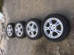 Разборные легкие диски колеса Weds Kranze R17 5x114