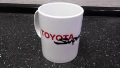 Кружка Supra отправка по стране. Toyota Supra