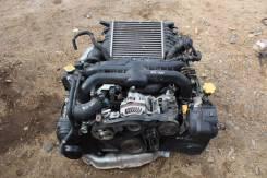 Двигатель в сборе. Subaru Legacy B4, BL5 Двигатель EJ20X