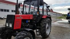 МТЗ 892. Трактор Беларус 892, 4 750 куб. см.