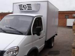 ГАЗ 172412. Грузовой фургон., 2 900 куб. см., 1 500 кг.
