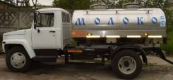 ГАЗ 3309. Новый Газ 3309 автоцистерна молоковоз 2017 года индивидуальной сборки, 4 730 куб. см., 4 200,00куб. м. Под заказ