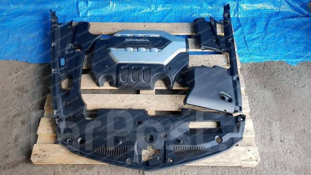 Защита двигателя. Acura Legend Acura RL Honda Legend, KB2, DBAKB2 Двигатели: J35A8, J37A, J37A2, J37A3
