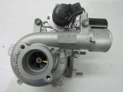 Турбина. Toyota Hilux, KUN26, KUN36, KUN16 Toyota Fortuner, KUN61, KUN51 Двигатель 1KDFTV. Под заказ