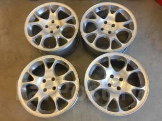 RH Wheels. 8.0x17, 4x100.00, ET55, ЦО 60,1мм.