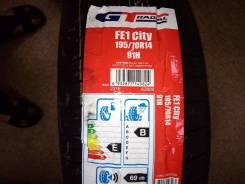 GT Radial FE1 City. Летние, 2017 год, без износа, 4 шт