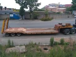 Huanda. Продается трал низкорамный 40 тонн, 40 000 кг.