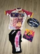 Комплект женской экиперовки для велоспорта