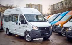 ГАЗ Газель Next. Автобус ГАЗель Next ГАЗ-A65R32, 2 800 куб. см., 17 мест