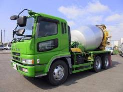 Mitsubishi Fuso. Super Great Миксер, 17 730 куб. см., 5,50 куб. м. Под заказ
