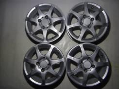 Продам литые диски 4шт. R13/4/100. 5.0x13, 4x100.00, ET35, ЦО 60,0мм.