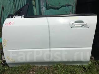 Дверь боковая. Subaru Impreza, GD2