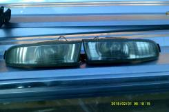 Фара противотуманная. Toyota Granvia, KCH10, VCH16, KCH12, VCH10, KCH16 Toyota Grand Hiace, VCH16, KCH12, KCH10, KCH16, VCH10 Toyota Regius, RCH47, KC...