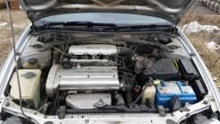 Двигатель в сборе. Toyota Sprinter Marino, AE101 Двигатель 4AGE