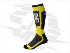 Термо гольфы DFG MX Short Socks желтый DG1101-1095