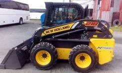 New Holland L218. Мини-погрузчик со стандартным ковшом, Новый, 818кг., Дизельный