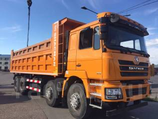Shaanxi Shacman. Грузовой самосвал Shacman 8x4 в Благовещенске, 11 596 куб. см., 40 000 кг. Под заказ