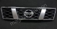Решетка радиатора. Nissan X-Trail, NT31, DNT31, TNT31, T31 Двигатели: MR20DE, M9R, QR25DE