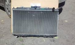 Радиатор охлаждения двигателя. Nissan Bluebird, EU14, HU14, HNU14, ENU14, SU14 Двигатели: SR18DE, SR18DI