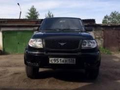 УАЗ Патриот. механика, 4wd, 2.7 (128 л.с.), бензин, 110 тыс. км