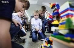 Мастер класс по Робототехнике для детей от 5 до 14 лет !