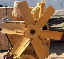Вентилятор охлаждения радиатора. Shantui SD16