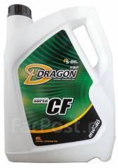 Dragon. Вязкость 15W-40, полусинтетическое
