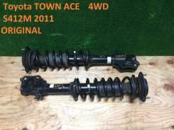 Амортизатор. Toyota Lite Ace, S412M Toyota Town Ace, S412M Toyota Town Ace / Lite Ace Двигатель 3SZVE