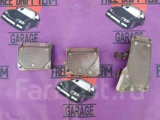 Накладка на педаль. Toyota Cresta, JZX90, JZX100, GX100, GX90 Toyota Mark II, GX100, GX90, JZX100, JZX90 Toyota Chaser, GX100, GX90, JZX100, JZX90