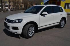 Volkswagen Touareg 2013г В разборе! Красноярск!