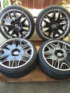 245/35R20 разноширокий комплект колес. 8.5x20 5x114.30 ET35 ЦО 73,0мм.