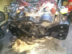 Двигатель в сборе. Subaru Forester, SF5 Subaru Impreza WRX STI, GC8