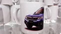 Кружка Subaru Forester отправка по стране