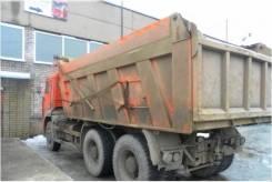 Камаз 6520. Камаз-6520, 11 760 куб. см., 20 000 кг.