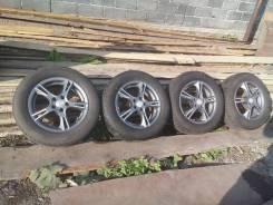 Light Sport Wheels. x15, 5x100.00, ET-38, ЦО 56,0мм.