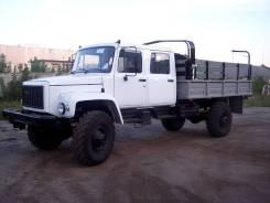 ГАЗ-3308 Егерь. ГАЗ 3308 - Егерь, 4 800 куб. см., 1 500 кг.