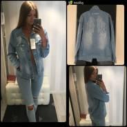 Куртки джинсовые. 42, 44, 46