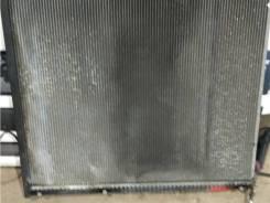 Радиатор интеркулера Man TGX 2007-