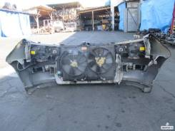 Радиатор охлаждения двигателя. Mitsubishi Airtrek, CU2W, CU4W
