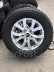 Продам колеса R18 Оригинальные диски с резиной Toyota LC200. 8.0x18 5x150.00 ET56 ЦО 110,0мм.