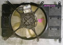 Вентилятор охлаждения радиатора. Mitsubishi Legnum, EA1W, EA3W, EA4W, EA7W, EC1W, EC3W, EC4W, EC7W Mitsubishi Galant, E56A, EA1A, EA2A, EA2W, EA3A, EA...